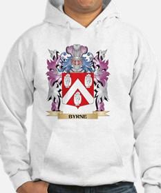 Cute Byrne coat of arms Hoodie