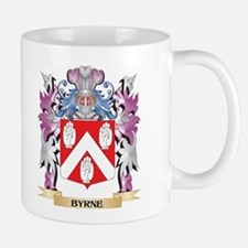 Byrne Coat of Arms (Family Crest) Mugs
