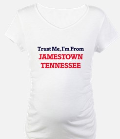 Trust Me, I'm from Jamestown Ten Shirt