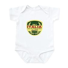 Italia Scooter Infant Bodysuit