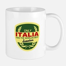 Italia Scooter Mug