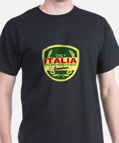 Italia Scooter T-Shirt