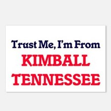 Trust Me, I'm from Kimbal Postcards (Package of 8)