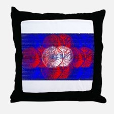 Pride of Britain Throw Pillow