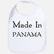 Made In Panama Bib