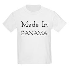 Made In Panama T-Shirt