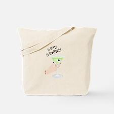 Happy Haunting Tote Bag