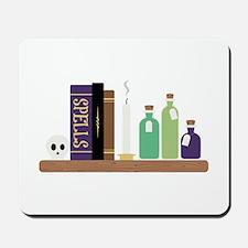 Spell Books Mousepad