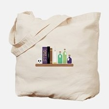Spell Books Tote Bag