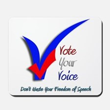 2-Vote your Voice-final-4 freedom-1.png Mousepad
