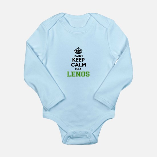 Lenos I cant keeep calm Body Suit