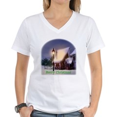 Snowy Cabin Shirt