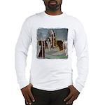 Mr 'N Mrs Claus Long Sleeve T-Shirt