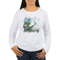 Angel Watch Women's Long Sleeve T-Shirt