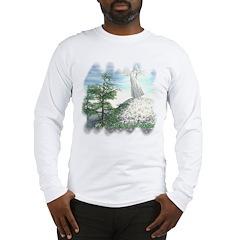 Angel Watch Long Sleeve T-Shirt