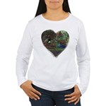 I Love Christmas Women's Long Sleeve T-Shirt