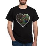 I Love Christmas Dark T-Shirt
