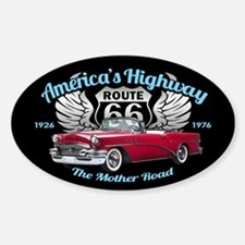 Mother Road - Buick Decal