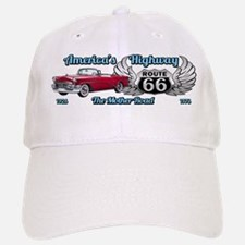 Mother Road - Buick Baseball Baseball Cap