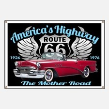 Mother Road - Buick Banner