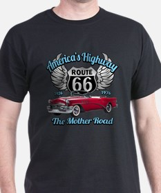 Mother Road - Buick T-Shirt