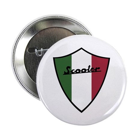 """Scooter Shield 2.25"""" Button (10 pack)"""