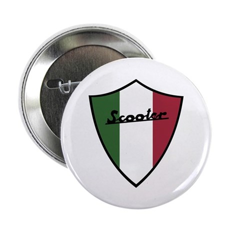"""Scooter Shield 2.25"""" Button"""