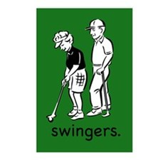 Swingers Postcards (Package of 8)
