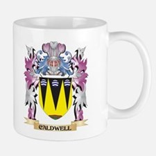 Caldwell Coat of Arms (Family Crest) Mugs