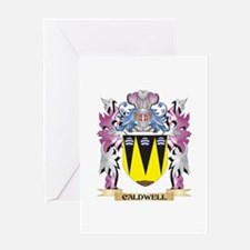 Caldwell Coat of Arms (Family Crest Greeting Cards