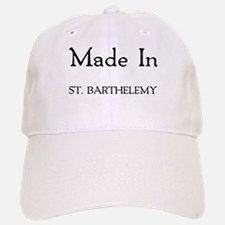 Made In St. Barthelemy Baseball Baseball Cap