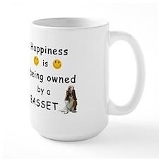 Happiness is ... Mug- Tri-color