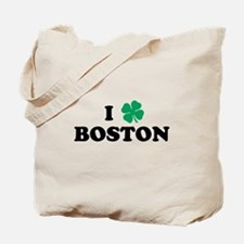 Boston Clover Tote Bag