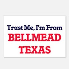 Trust Me, I'm from Bellme Postcards (Package of 8)