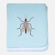 Mosquito baby blanket