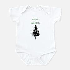 Oregon Douglas-fir Infant Bodysuit