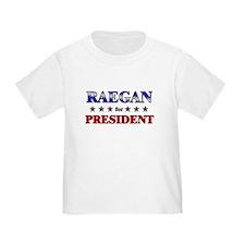 RAEGAN for president T