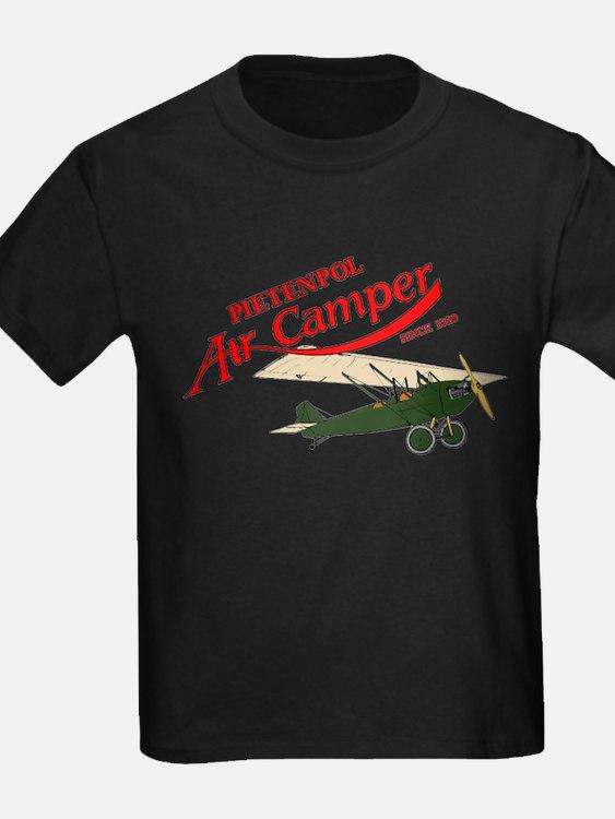 logo aircamper color rsu green cream.psd T-Shirt