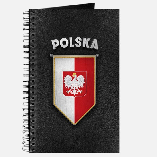 Poland Pennant with high quality leather l Journal