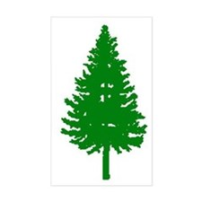 Oregon Douglas-fir Rectangle Decal