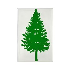 Oregon Douglas-fir Rectangle Magnet (100 pack)