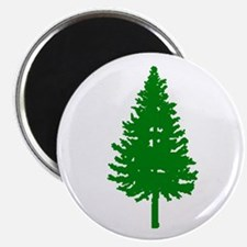 """Oregon Douglas-fir 2.25"""" Magnet (10 pack)"""