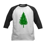 Christmas tree Baseball T-Shirt