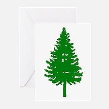 Oregon Douglas-fir Greeting Cards (Pk of 20)
