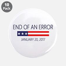 "End of an Error 3.5"" Button (10 pack)"