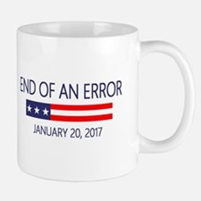 End of an Error Mugs