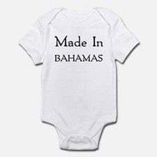 Made In Bahamas Infant Bodysuit