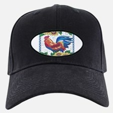 Country Rooster Baseball Hat