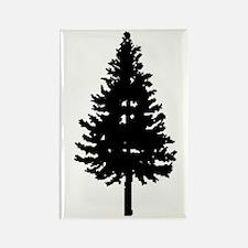 Oregon Douglas-fir Rectangle Magnet