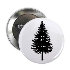 "Oregon Douglas-fir 2.25"" Button"
